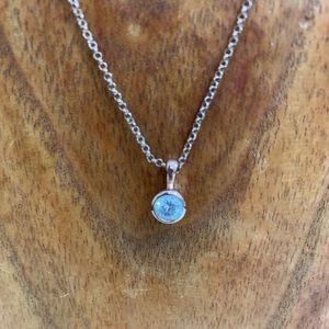 Lauren by Ralph Lauren rose gold necklace